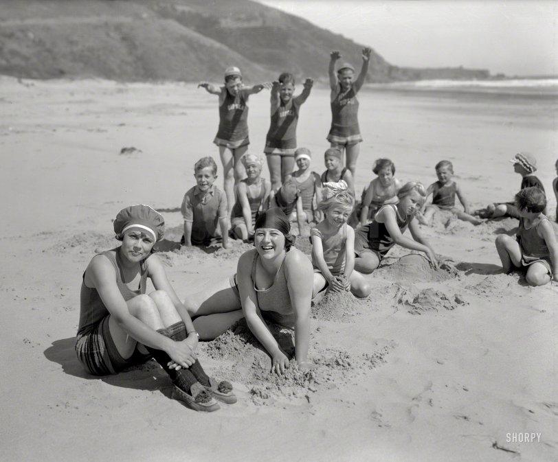 Coastal Capers: 1925