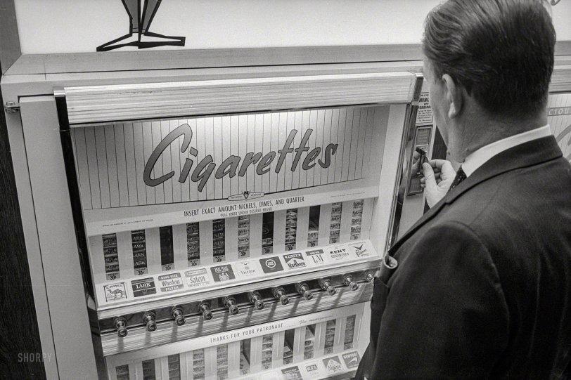 Cigarettes: 1965