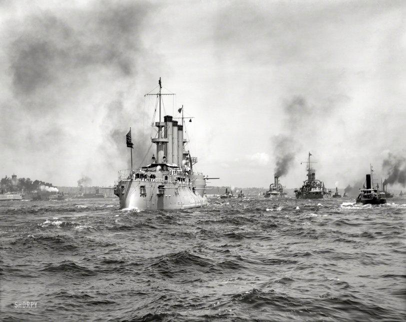Armada Americana: 1898
