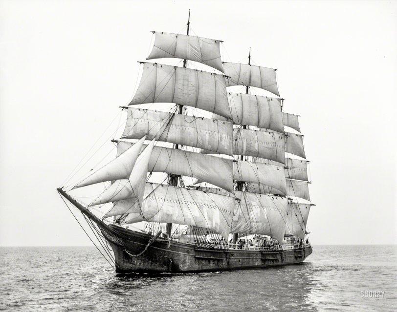 Rigged: 1899