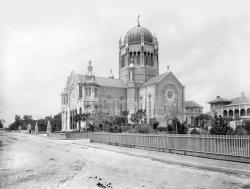 Flagler Memorial: 1897