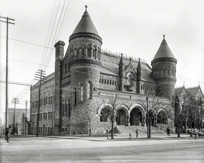 Castle of Culture: 1899