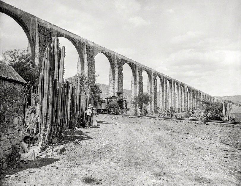 Water Over the Bridge: 1897