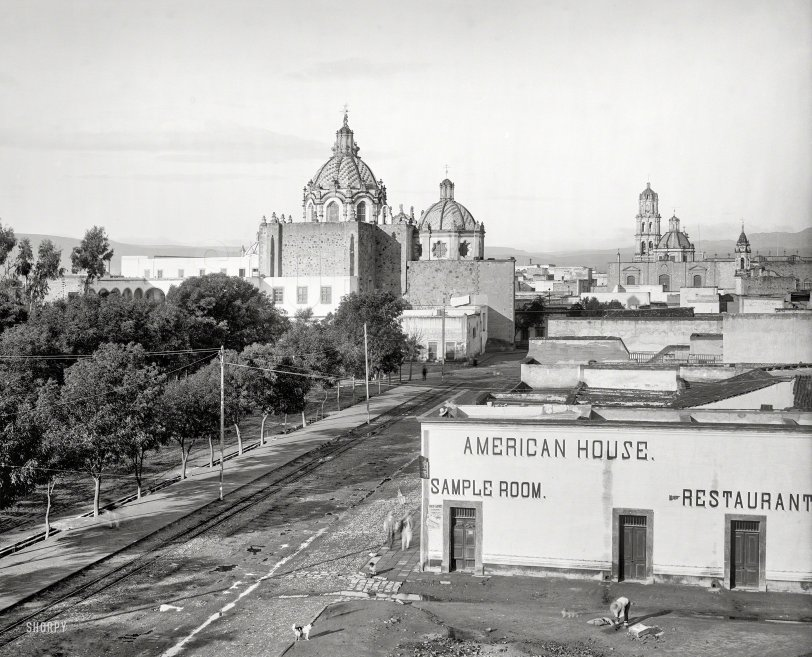 American House: 1897
