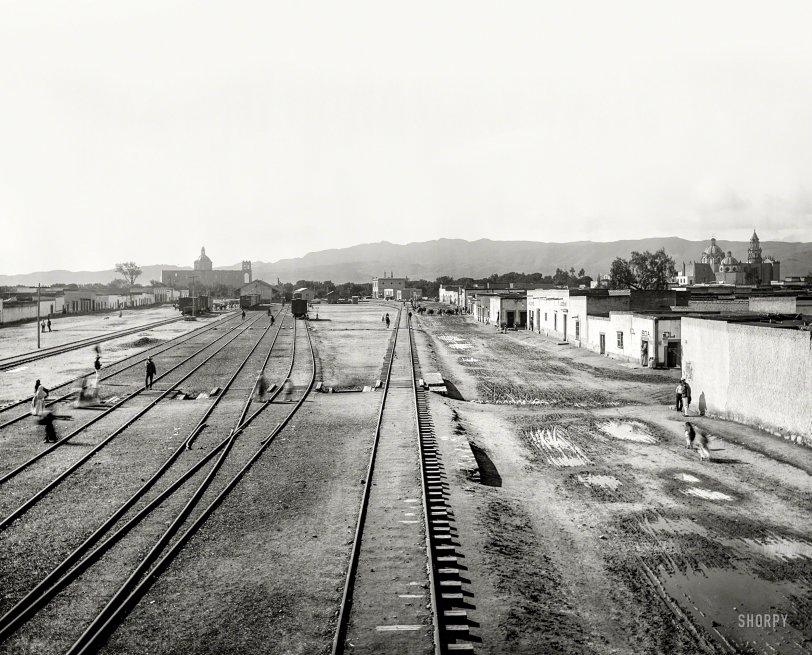 Depot Mexicano: 1897
