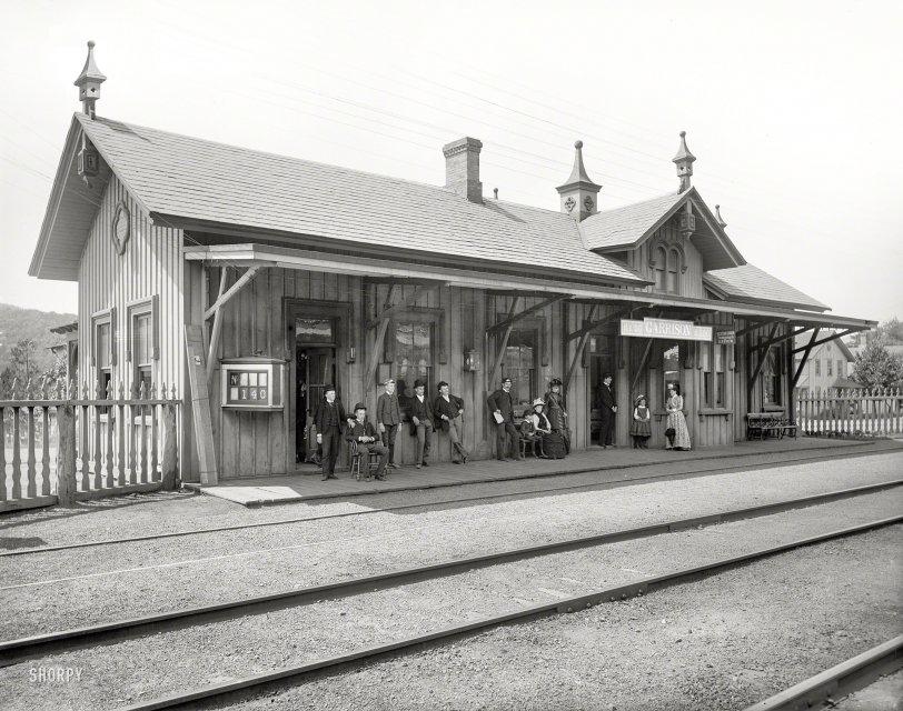 Fellow Travelers: 1899