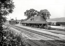 Dobbs Ferry: 1900