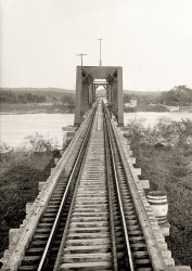 Tamesi Bridge: 1891