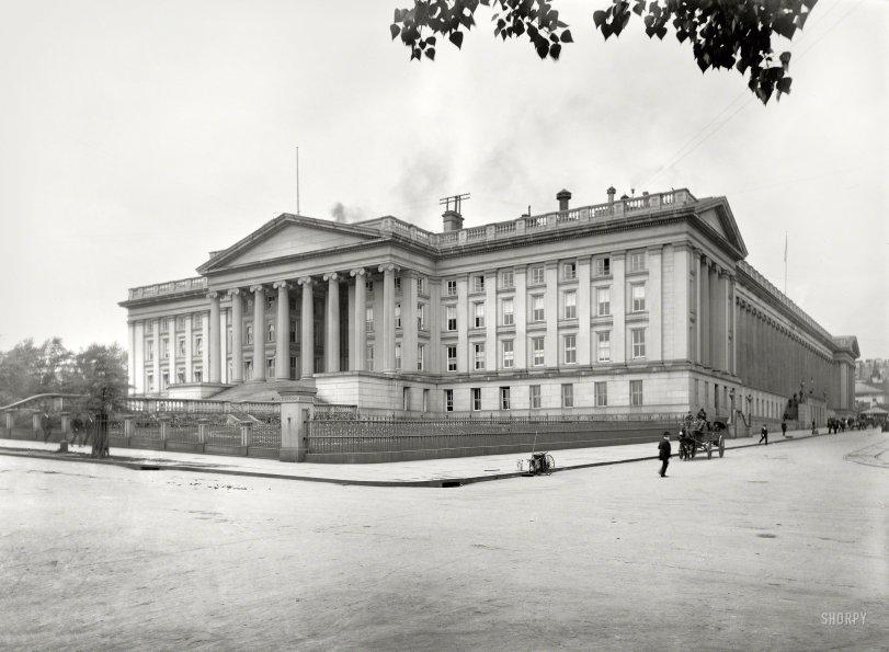 U.S. Treasury: 1897