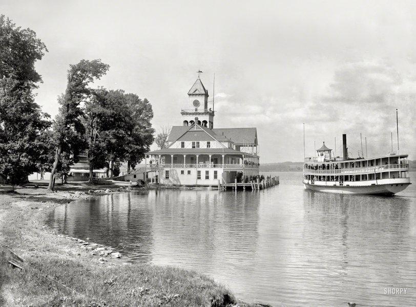Lake Chautauqua: 1899