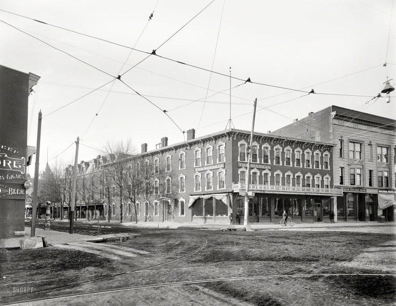 The Sherman: 1899
