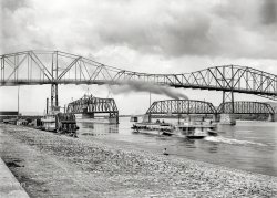 River Traffic: 1898