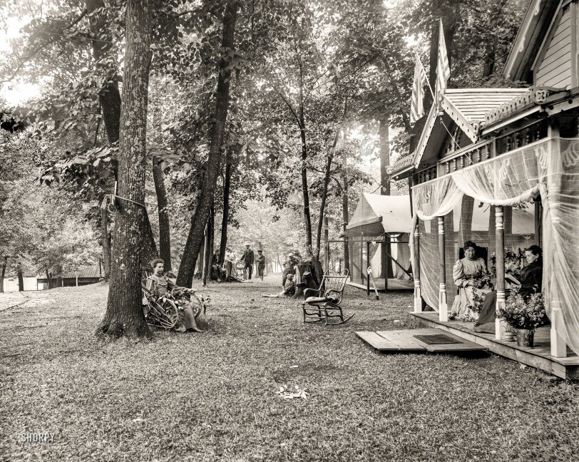 Summer Idyll: 1899
