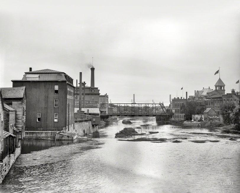 Fox River Mills: 1899
