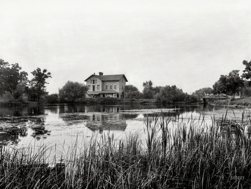 The Old Mill: 1899