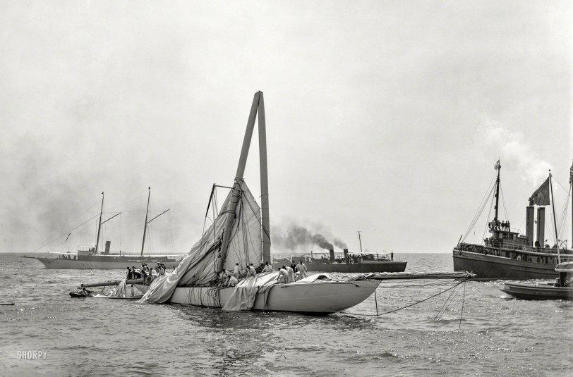 Demasted: 1899
