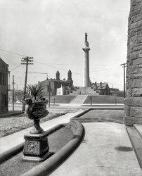 On a Pedestal: 1900