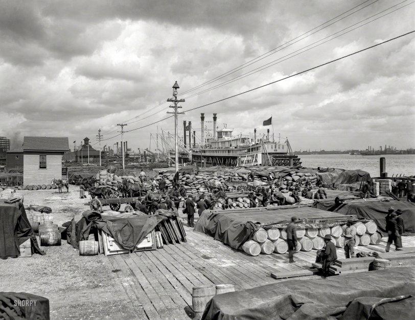 America of Galena: 1900