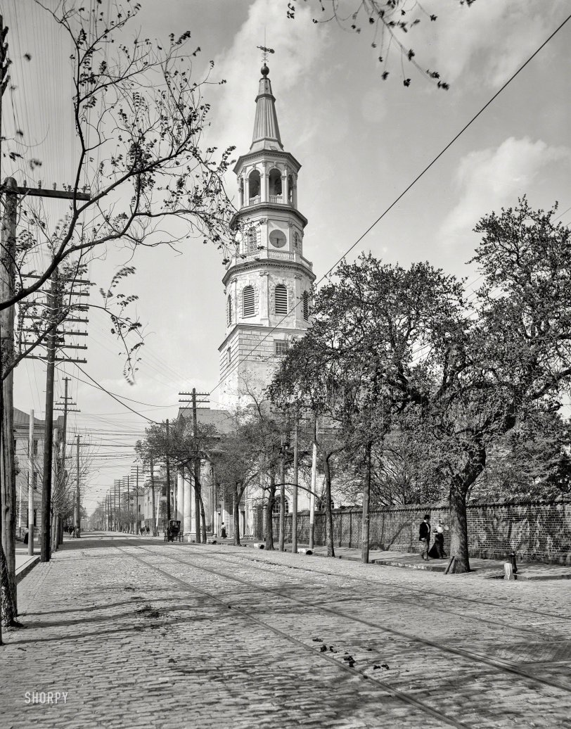A Church in Charleston: 1900