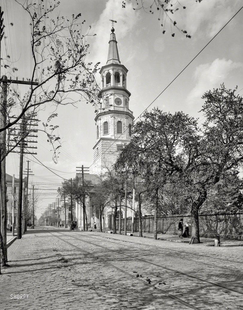 A Church in Charleston: 1900