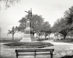 White Point Garden: 1900