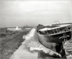 Water Slide: 1900