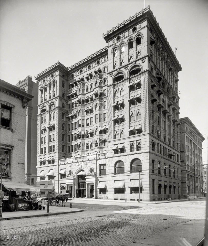 Union Trust: 1900