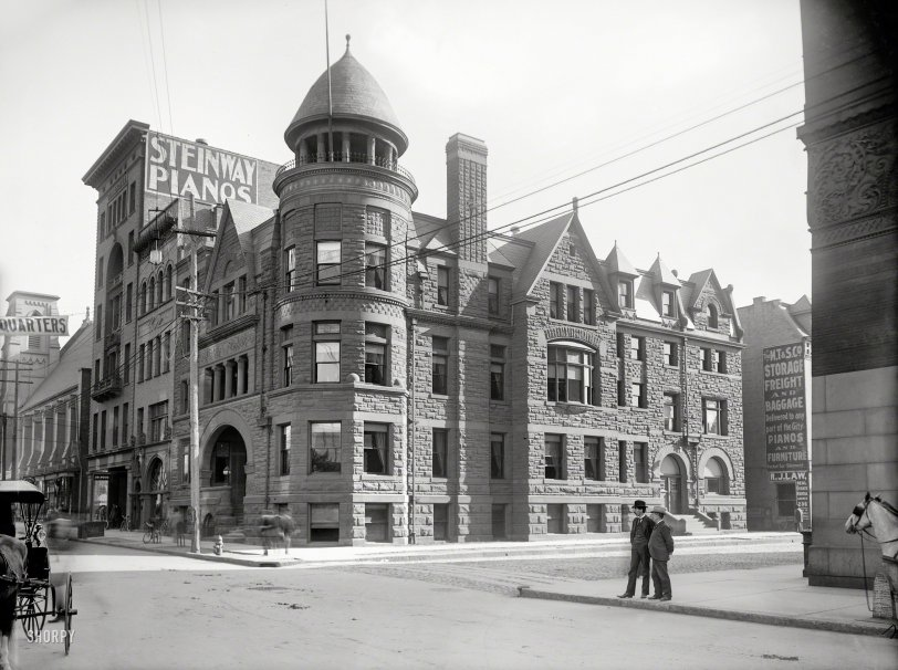 Toledo Club: 1901