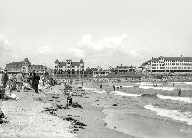 York Beach: 1906
