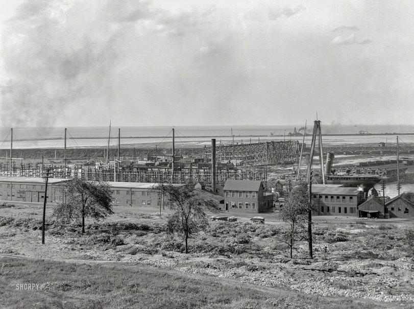 Industrial Strength: 1901