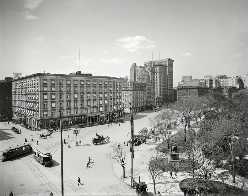Fifth Avenue Hotel: 1901