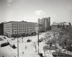 Fifth Avenue Hotel: 1901