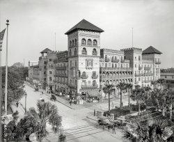 Cordova Corner: 1903