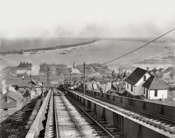 Duluth Incline Railway: 1905