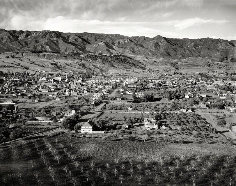 Santa Barbara: 1906