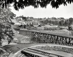 Bustling Boonton: 1900