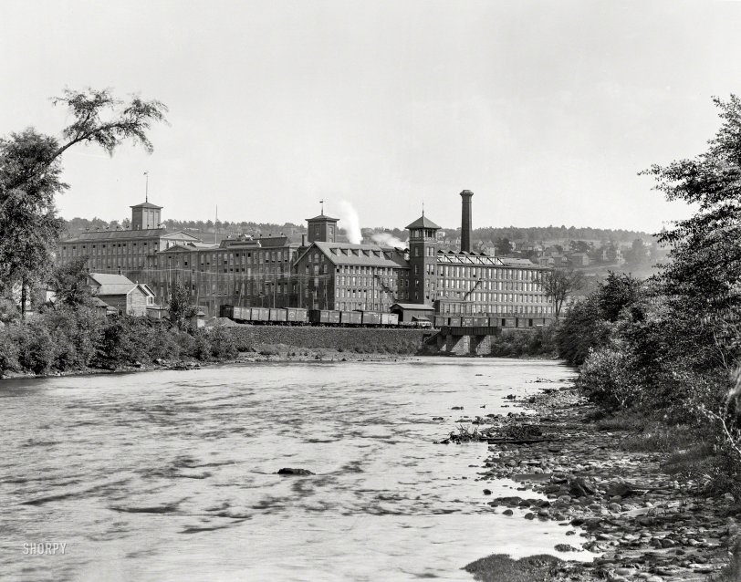 Silk Railroad: 1900