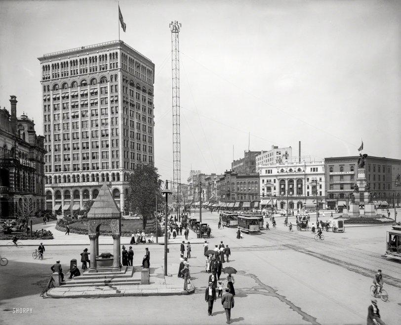The Public Square: 1901