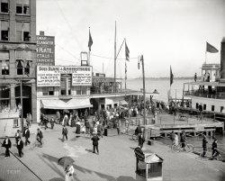 Boblo Island Steamers: 1901