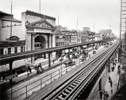 All Along the El: 1900