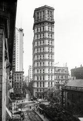 Jurassic Skyscraper: 1901
