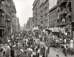 Little Italy: 1900