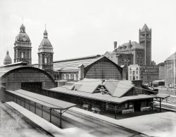 Toronto Depot: 1900