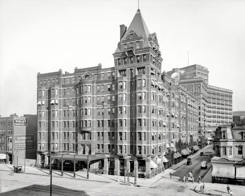 Grand Hotel: 1900