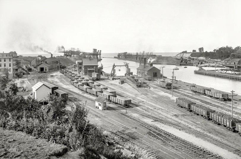 Industrial Tableau: 1900
