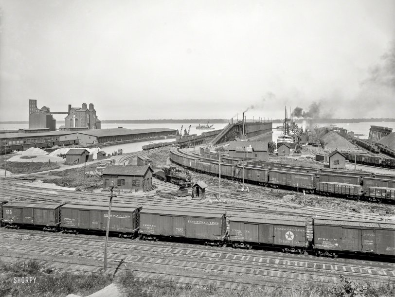 Pennsylvania Lines: 1900