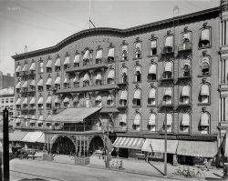Tifft House: 1900
