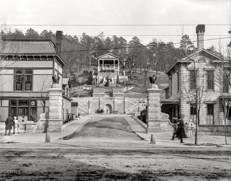 Where Eagles Perch: 1900