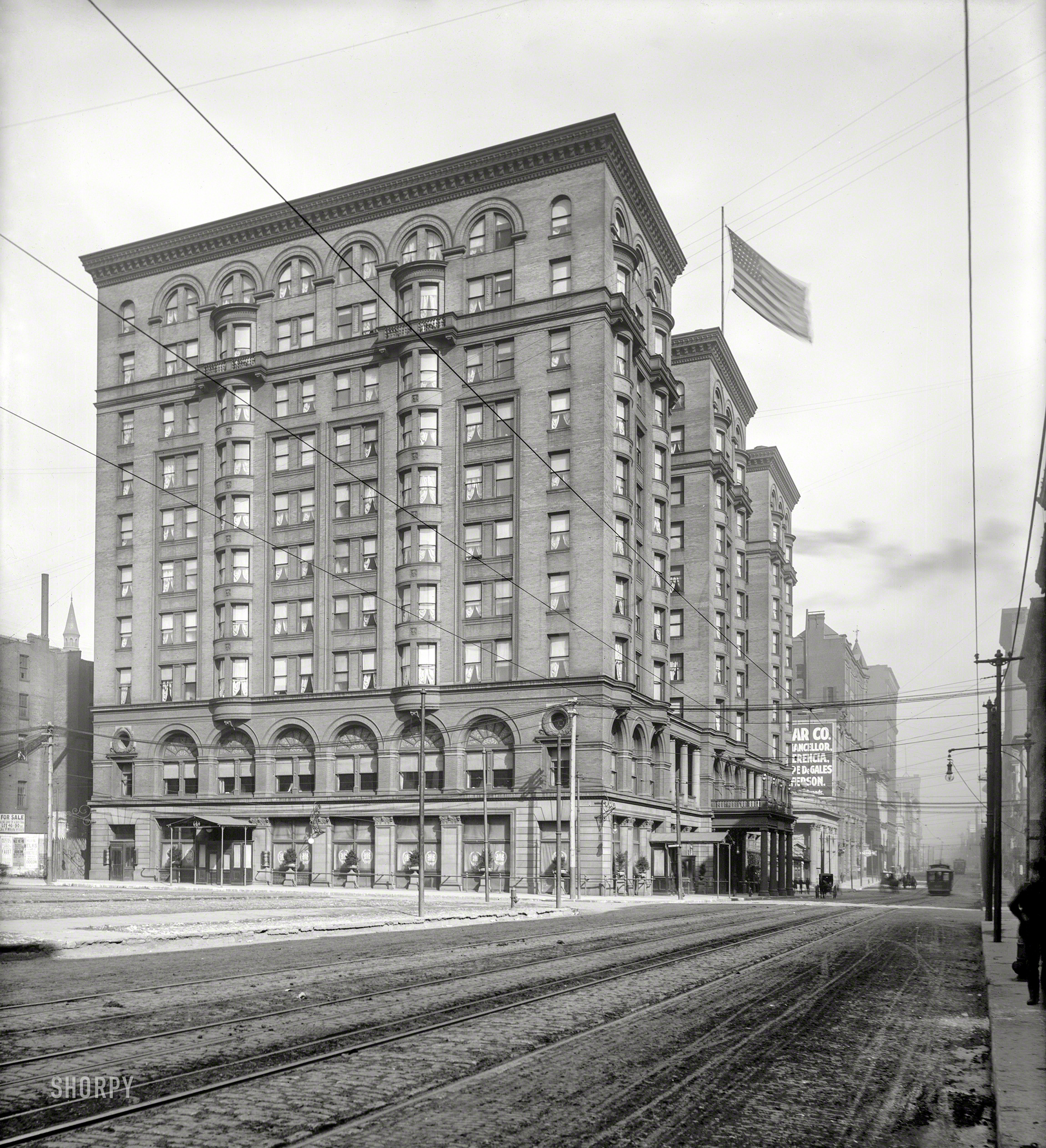 Shorpy Historic Picture Archive Planters House 1901 High Resolution Photo