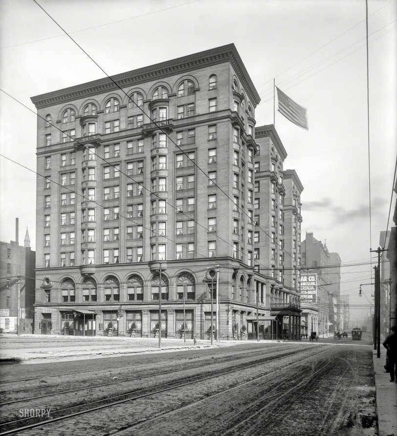 Planters House: 1901